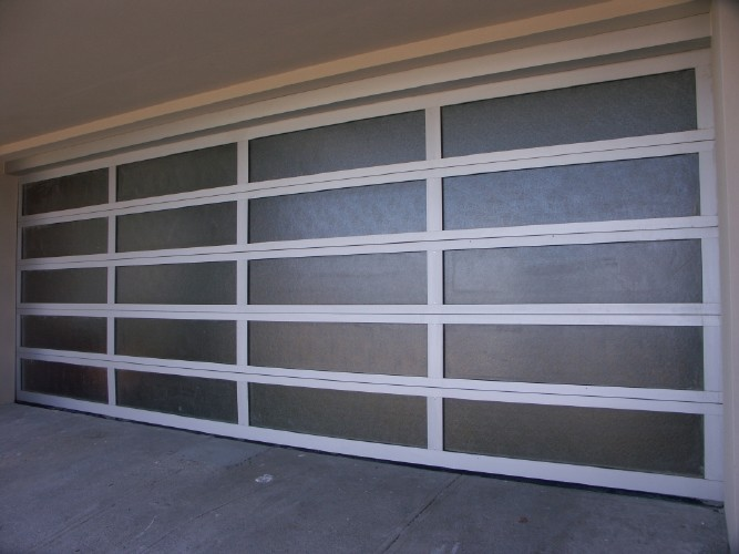garage door fiber glass